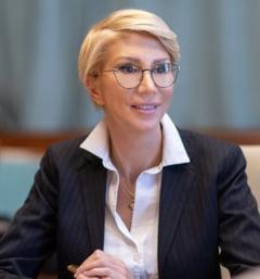 Raluca Turcan, propusa ministru al Muncii si Protectiei Sociale. Vicepremierul din Guvernul Orban a absolvit Institutul Puskin din Moscova