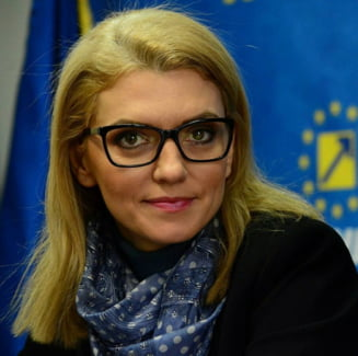 Raluca Turcan, sef interimar al PNL? Gorghiu are criterii pentru inlocuitor si o propunere