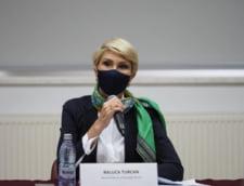 """Raluca Turcan a spus de ce nu-l mai sustine pe Ludovic Orban. """"Cred ca orice penelist responsabil avea dreptul sa fie nemultumit de aceasta tranzactionare"""""""