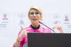 """Raluca Turcan acuza PSD ca a marit pensiile pentru """"momeala electorala"""" si apara OUG din Sanatate"""