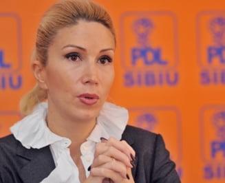 Raluca Turcan candideaza pentru un nou mandat de parlamentar la Sibiu