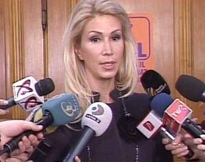 Raluca Turcan cere anchetarea lui Ponta in scandalul Schengen