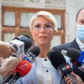 """Raluca Turcan se victimizează în fața presei: """"Ieri v-am arătat toată preţuirea mea şi la televizor m-am regăsit într-un monstru"""""""