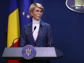 Raluca Turcan spune ca Guvernul ar putea da OUG pentru pentru sefii de Consilii Judetene