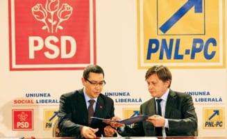 Ramane Romania fara Opozitie? Parlamentarii USL pregatiti sa isi dea demisia
