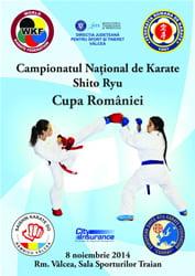 Ramnicu Valcea, capitala la karate timp de o saptamana