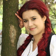 Ramona Fabian, talent si frumusete