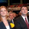 Ramona Manescu: Ma bucur ca sunt sotia lui Rares Manescu si prietena Dacianei Sarbu