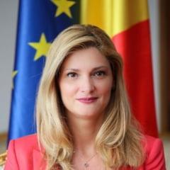 Ramona Manescu si-a dat demisia din ALDE, pentru a ramane in Guvernul Dancila