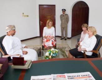 Ramona Manescu vrea sa colaboreze cu presedintele Iohannis