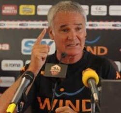 Ranieri, despre meciul AS Roma-CFR Cluj
