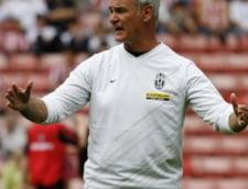 Ranieri a fost dat afara de la Juventus