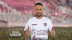 Rapid, super lovitura pe piata transferurilor! Giulestenii au luat un fotbalist de nationala, care a facut perfomanta la Dinamo