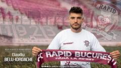 Rapid, transferuri importante pentru Liga 1. Un fotbalist de nationala vine in Giulesti