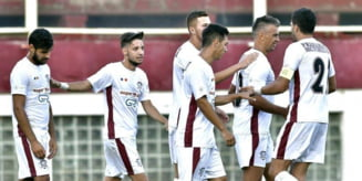 Rapid Bucuresti a invins intr-un derbi de traditie pe Carmen si a redevenit lidera in Liga 4