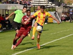 Rapid Bucuresti se face de ras si pierde la ultima clasata in Liga II