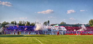 Rapid a invins in derbyul etapei la Timisoara si termina anul 2020 in play-off Ligii a doua