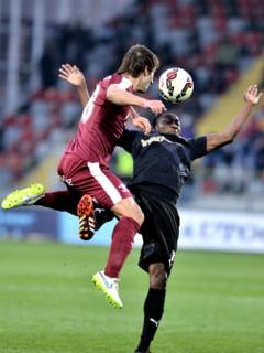 Rapid mai scoate un rezultat bun in amicale, cu o formatie de play-off din Liga 1