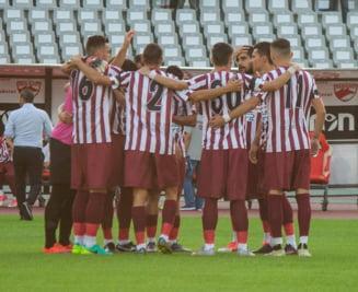 Rapid nu se lasa mai prejos in lupta cu Steaua si marcheaza si ea 7 goluri in Liga 4