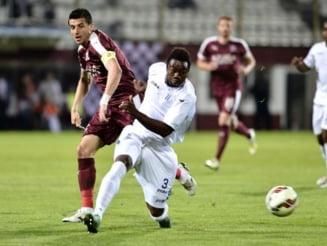 Rapid si-a demolat adversara in primul meci oficial: Hattrick reusit de Daniel Niculae
