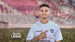 Rapid transfera de la campioana Romaniei. Pe cine au luat giulestenii de la CFR Cluj