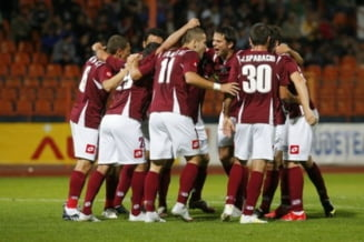 Rapidul a invins MyPa in Europa League. Urmeaza Heerenveen