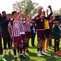 Rapidul umileste echipa lui Banel Nicolita si defileaza spre Liga 2