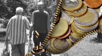 Raport: Mentinerea calendarului actual de aplicare a Legii pensiilor ar face cvasi-imposibila o reducere a deficitului bugetar in anul 2021