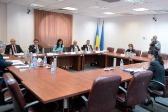 Raportul Inspectiei Judiciare care ii vizeaza pe Marius Iacob si Laura Codruta Kovesi, discutat in sectia pentru procurori a CSM