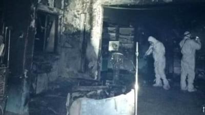 Raportul devastator facut dupa incendiul de la Piatra Neamt: 71% din saloanele de terapie intensiva n-au sistem de ventilatie mecanica