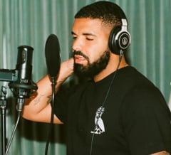 Rapperul canadian Drake, cele mai multe single-uri in top 10 din istoria clasamentului Billboard