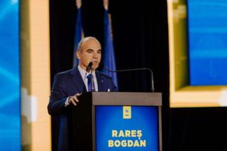 Rares Bogdan: Nicusor Dan are sase procente peste Gabriela Firea. Daca Dreapta avea un candidat unic, il pulverizam pe Robert Negoita