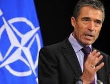 Rasmussen: NATO nu va aduce arme nucleare si nici trupe substantiale in estul Europei
