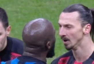 Raspunsul genial al lui Ibrahimovic dupa conflictul cu Lukaku: In lumea lui Zlatan nu exista loc de rasism
