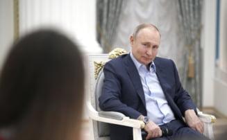 """Raspunsul lui Vladimir Putin pentru Joe Biden, dupa ce acesta l-a numit """"criminal"""": """"Cine zice, ala e!"""" Acuzatii dure si din partea Kremlinului"""