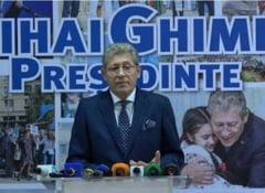 Rasturnare de situatie in Moldova: Mihai Ghimpu ramane in cursa prezidentiala