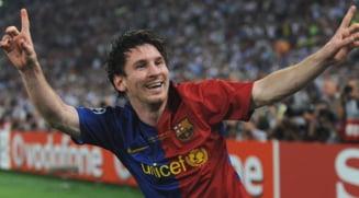"""Rasturnare de situatie in cazul transferului lui Messi? """"Sunt 90 la suta sanse sa ramana la Barcelona"""""""