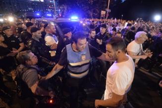 """Rasturnare de situatie in dosarul """"10 august"""": sefii Jandarmeriei implicati in reprimarea protestului sunt din nou urmariti penal de DIICOT"""