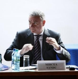 Rasturnare incredibila de situatie: Mircea Sandu ar putea candida pentru un nou mandat la sefia FRF!