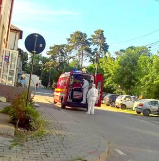 Rata de incidenta in localitatile din judetul Bacau. O localitate a trecut de 8