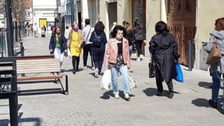Rata de infectare COVID in Cluj-Napoca a depasit pragul de 3 la mie, de la care este obligatoriu certificatul verde