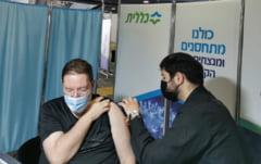 Rata de reproductie 'R' in Israel a ajuns pentru prima data sub 1 de la debutul vaccinarii. Datele arata ca epidemia incepe sa dea inapoi