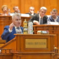 Razboi in Opozitie: Un liberal a dat in judecata un lider USR si cere daune de 50.000 de lei