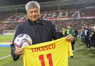 """Razboi intre Lucescu si Rednic: """"Ar trebui sa-mi pupe picioarele!""""/ """"Asta sa i-o spuna lui fiu-sau!"""""""