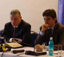 Razboi la FRF: Sandu crede ca Lupescu il sapa