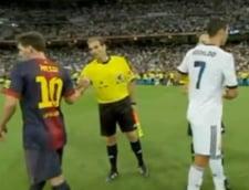 Razboi rece intre Messi si Ronaldo dupa Supercupa Spaniei (Video)