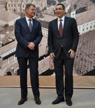 Razboiul Ponta - Iohannis (Opinii)