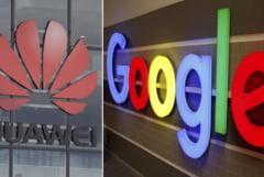 Razboiul Rece tehnologic dintre SUA si China primeste Cortina de Fier - Cazul Huawei-Google