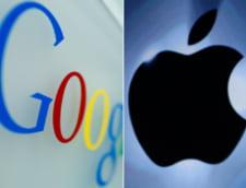 Razboiul brevetelor: Apple si Google anunta un armistitiu