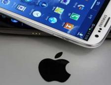 Razboiul brevetelor continua: Apple vrea din nou sa interzica telefoanele Samsung in SUA